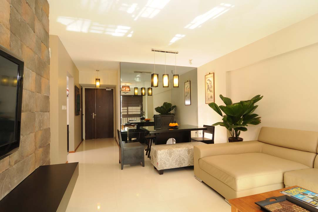 Artrend reno scout pte ltd singapore for Living room ideas hdb