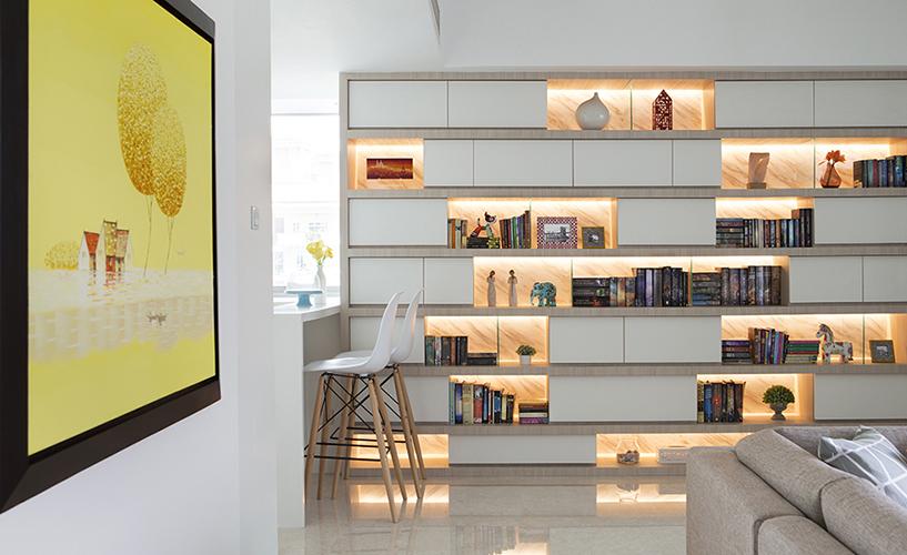 Bookshelves small