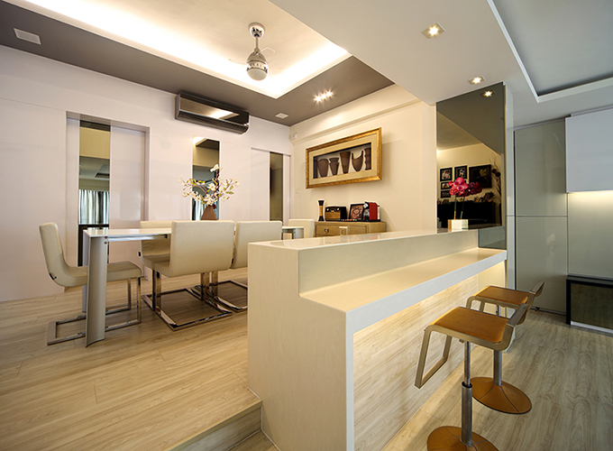 Dining area small